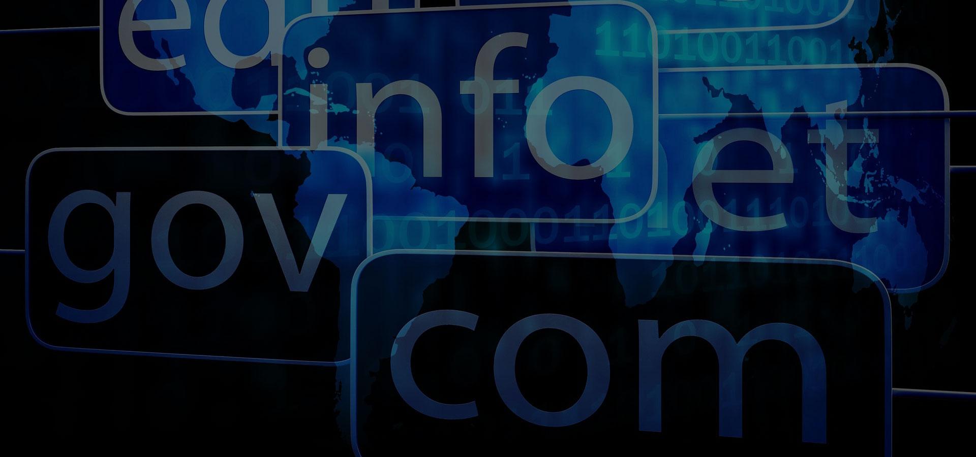 webhosting en domeinnaam