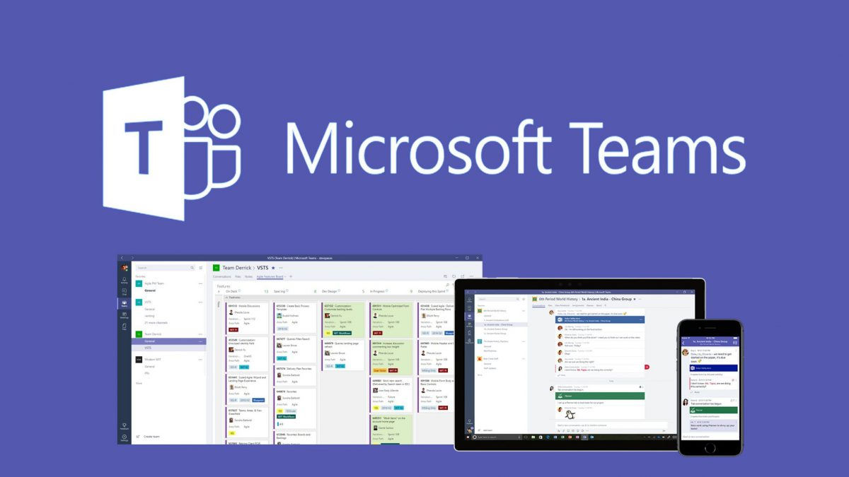 Microsoft Teams TendenZ