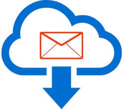 Je e-mail omgeving via Microsoft, altijd en overal ter wereld beschikbaar.